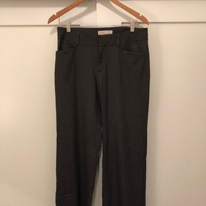 Michael Kors Charcoal Grey Dress Pants